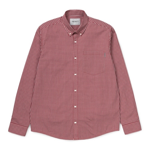 CARHARTT WIP L/S ALISTAIR SHIRT