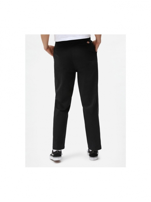 DICKIES ELIZAVILLE FIT WORK W´PANT BLACK