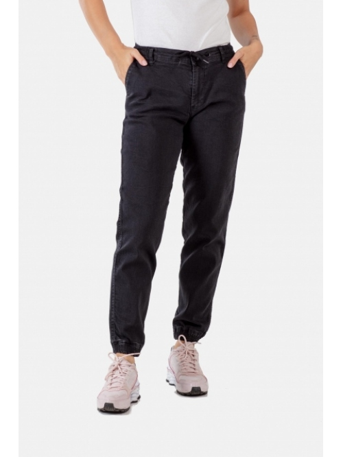 REELL REFLEX W´PANT BLACK WASH DENIM