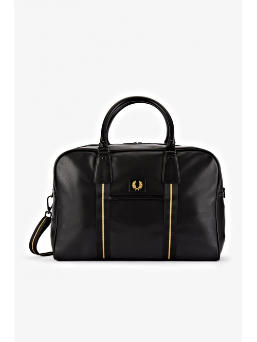 FRED PERRY PIQUE TEXTURE HOLDALL