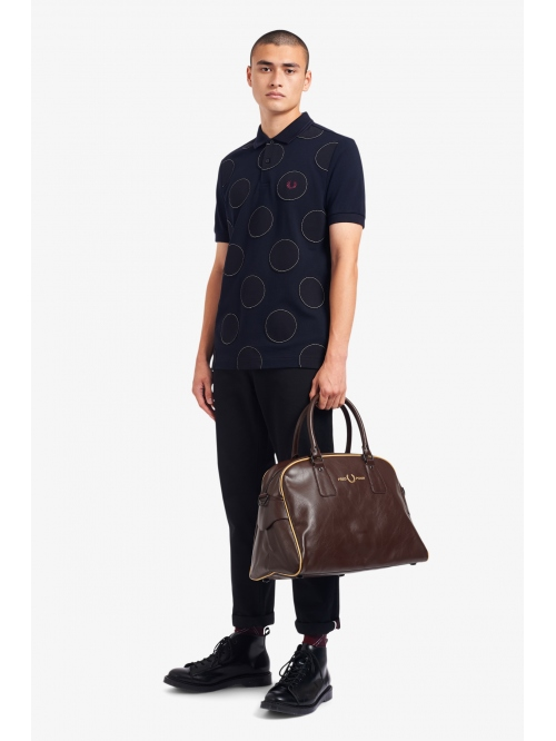 FRED PERRY REFINED PU GRIP BAG