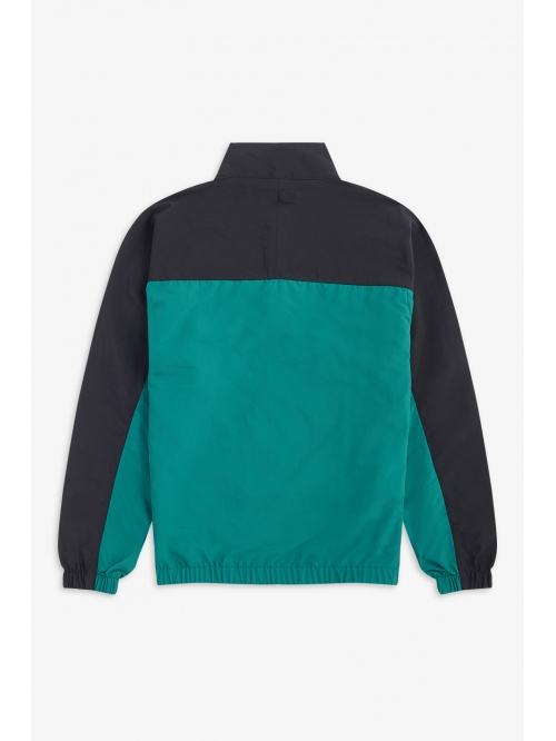 FRED PERRY C0LOUR BLOCK SHELL JACKET