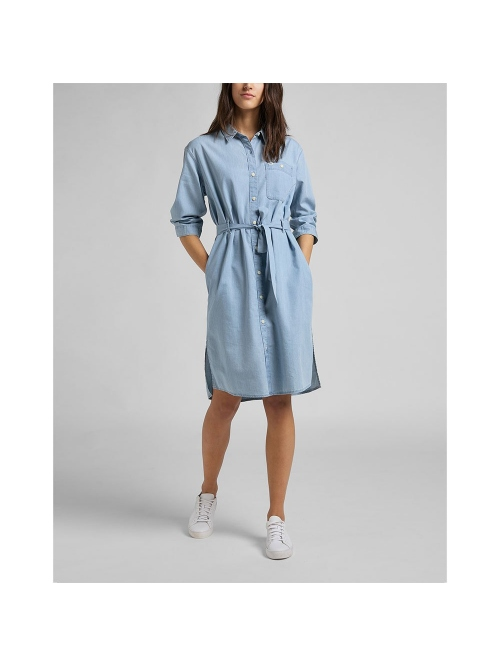 LEE LONG DENIM W´DRESS