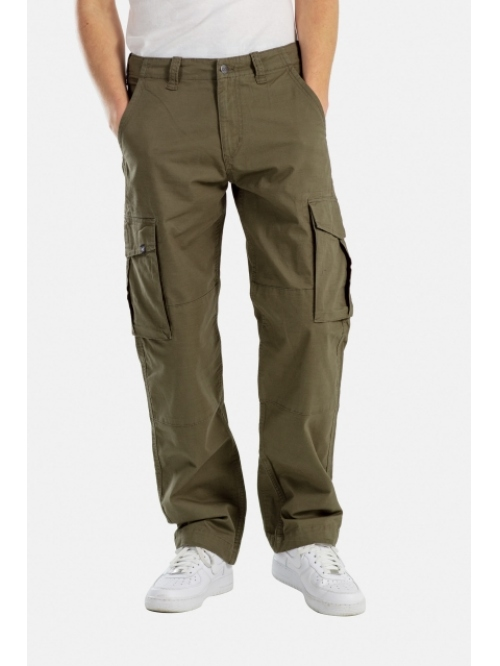 REELL FLEX CARGO LC PANT CLAY OLIVE