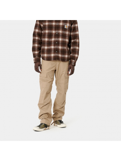 """CARHARTT WIP AVIATION""""RIPSTOP"""" LEATHER"""