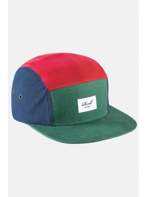 REELL 5 PANEL CAP