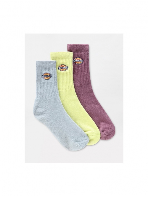 DICKIES VALLEY GROVE EMBROIDERED SOCKS