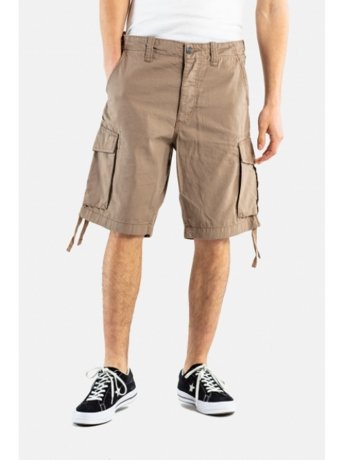 REELL NEW CARGO SHORT TAUPE