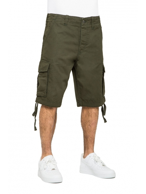 REELL NEW CARGO SHORT FOREST GREEN