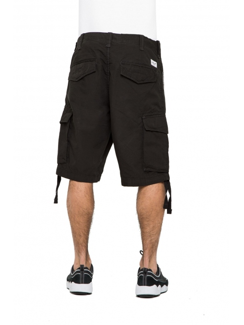 REELL NEW CARGO SHORT BLACK