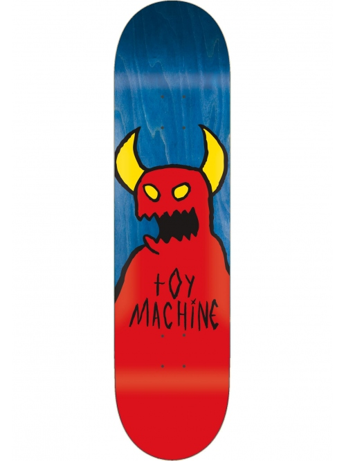 247 TOY MACHINE SKETCHY MONSTER DECK 9.0