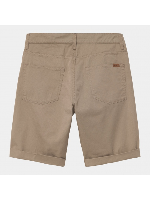 CARHARTT WIP SWELL SHORT LEATHER