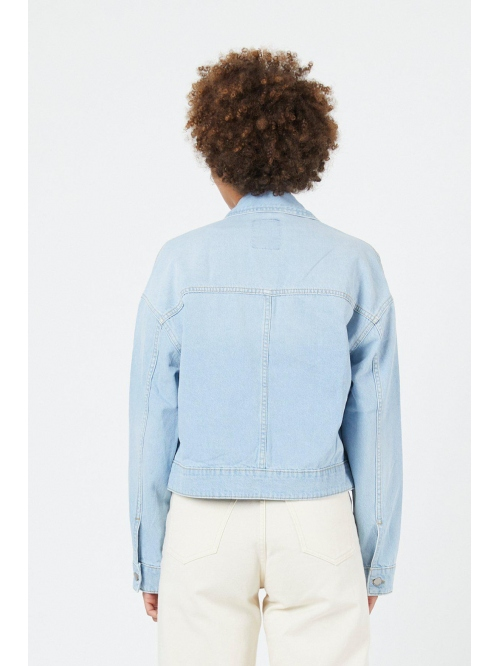 DRDENIM KHALILA W´DNM JACKET SUPERLIGHT