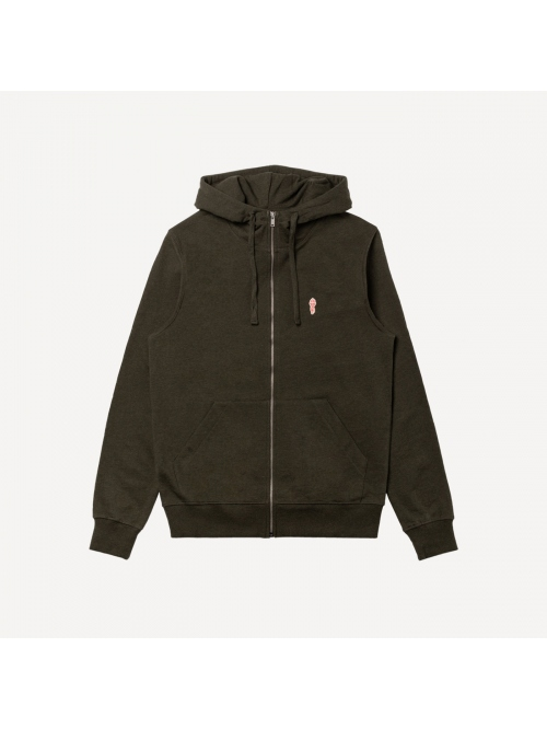 REVOLUTION 2057 ZIP HOODED