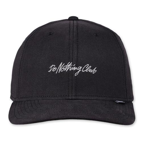 DJINNS 6 PANEL SNAPBACK CAP TRUE FIT DNC