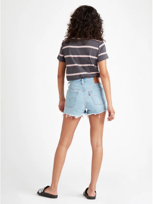 LEVIS 501 HIGH W´SHORTS LUXOR HEAT LIGHT