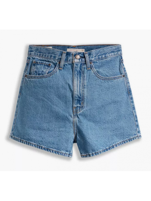 LEVIS HIGH LOOSE W´SHORT NUMBER ONE
