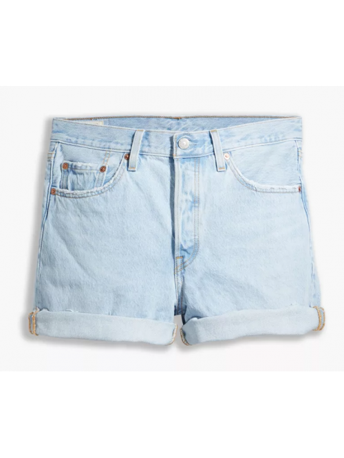 LEVIS 501 ROLLED W´SHORTS LUXOR EROSION
