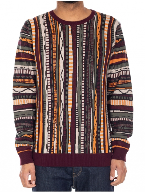 IRIEDAILY THEODORE KNIT PULLOVER
