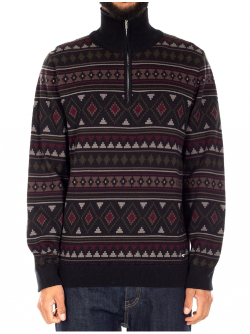 IRIEDAILY SOBERIA TROYER KNIT PULLOVER