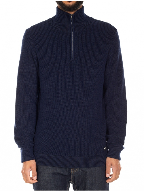 IRIEDAILY BASICO TROYER KNIT PULLOVER