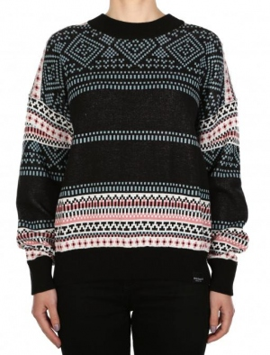 IRIEDAILY GINI KNIT W`PULLOVER