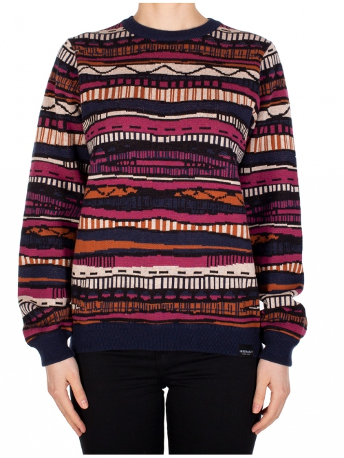 IRIEDAILY RUDY KNIT W´PULLOVER