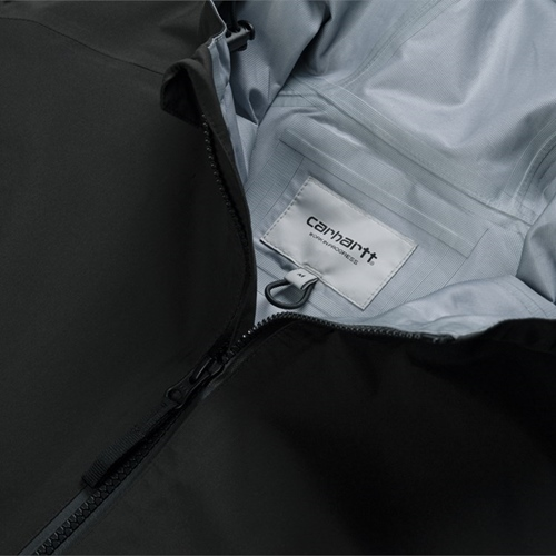 CARHARTT WIP GORE TEX POINT JKT BLACK