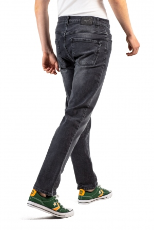REELL BARFLY PANT BLACK WASH