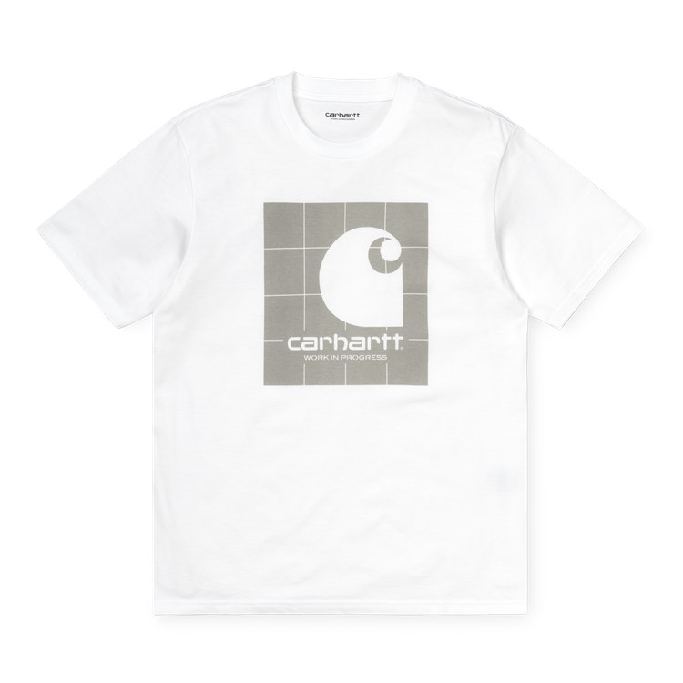 CARHARTT WIP S/S REFLECT.SQUARE T SHIRT